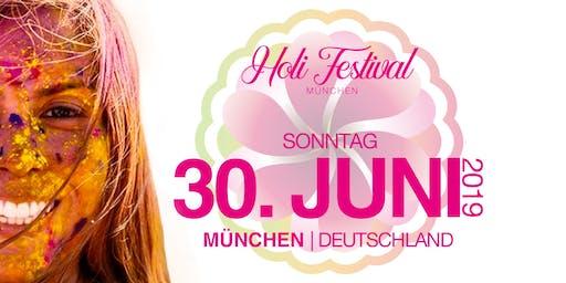 Holi München 2019 - 6th Anniversary Tour