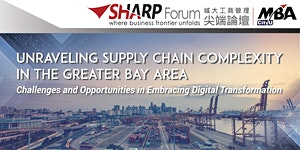 Unraveling Supply Chain Complexity in the Greater Bay A...