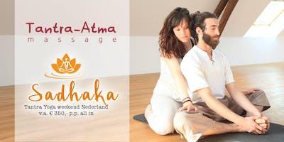 Tantra-Yoga Hemelvaarts weekend voor beginners en gevorderden.
