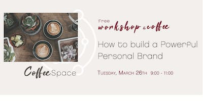 Coffee space: Free workshop and coffee