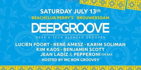 Deepgroove at the Beach '19 tickets