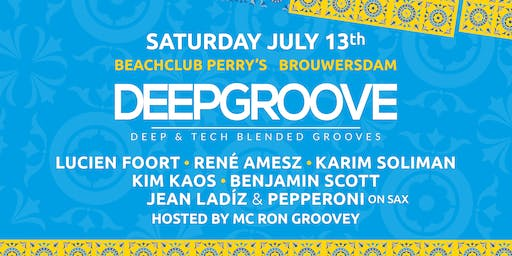 Deepgroove at the Beach '19