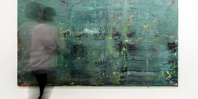Finissage: Abstract Layers | Oils by Gustav Hjelmgren