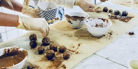 Rococo Chocolates Truffle Making Workshop tickets