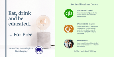 QuickBooks for Small Business - Free Demo and Networking