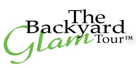 Backyard Glam Tour 2019 tickets