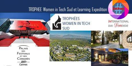 Women in Tech Sud et Learning Expedition Sophia Antipolis  billets