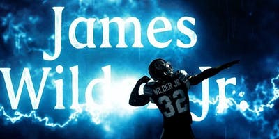 Toronto Argos All-Pro RB James Wilder Jr! WILDER EXPERIENCE FANTASY CAMP