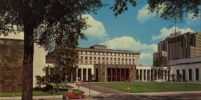 2019 Preservation Detroit Cultural Center Saturday Tour