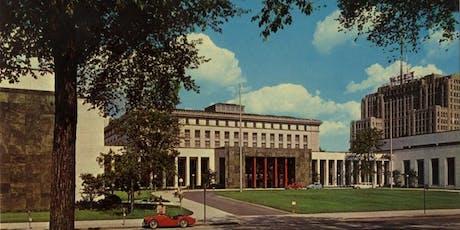 2019 Preservation Detroit Cultural Center Saturday Tour tickets