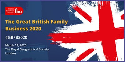 The Great British Family Business 2020