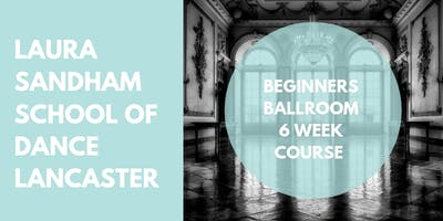 Beginner Ballroom and Latin Course 6 weeks