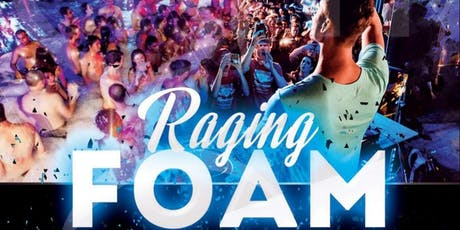 Raging Foam tickets
