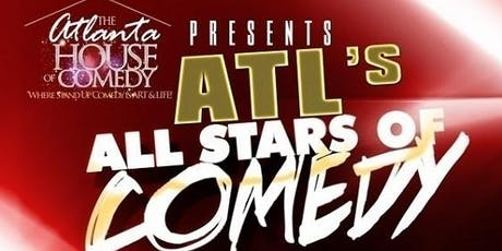 ATL's All Stars of Comedy 2019 tickets
