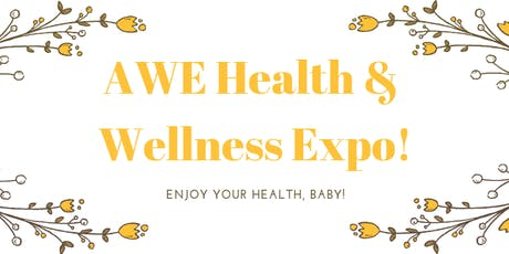AWE Health & Wellness EXPO tickets