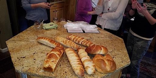 Let's Make Bread N'Sip Wine!