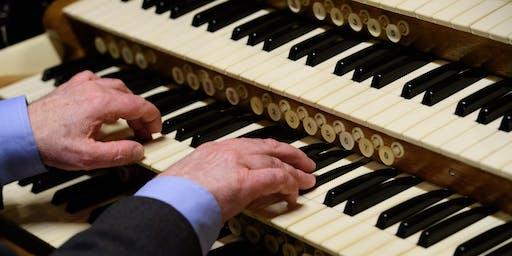 Organ Concert - Hilary Punnett