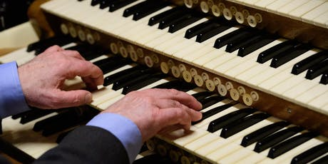 Organ Concert - Charles Harrison tickets
