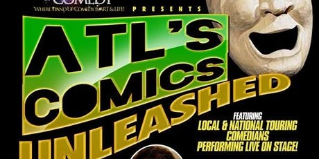 ATL's Comics Unleashed This Sunday tickets