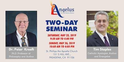 2 Days Seminar By Angelus Faith & Healing Mission