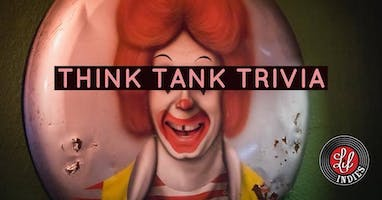 Think Tank Trivia Thursday at Lil Indie's