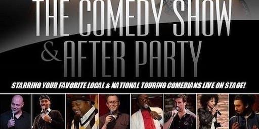 Sunday Comedy & After Party @ Oak ATL