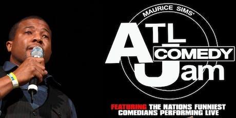 ATL Comedy Jam Sundays tickets