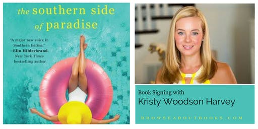 Book Signing with Kristy Woodson Harvey | Southern Side of Paradise