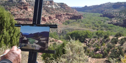 Escalante Canyons Art Festival - 2019 Workshop Registration