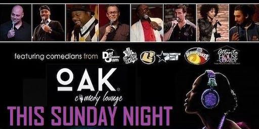 Oak Atlanta on Sunday