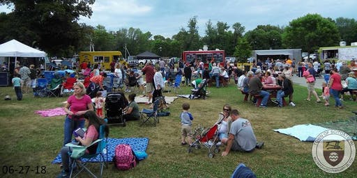 Scituate Food Trucks & Concert Nights