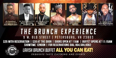 THE M.O.B. Wives of Richmond BRUNCH EXPERIENCE Sunday, June 9th, 2019