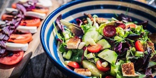 Super Summer Salads, with Jill Wilcox