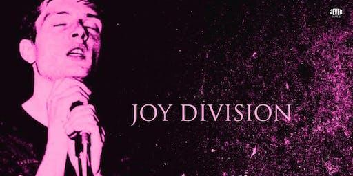 UNKNOWN PLEASURES – Joy Division Tribute Party mit DJ M. Flöß (Damaged Goods)