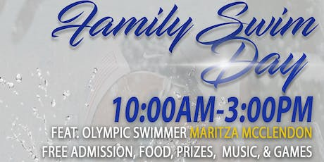 Swim 1922 - Family Swim Day tickets