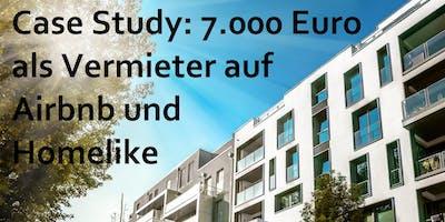 Case Study: 7.000 Euro als Vermieter auf Airbnb und Homelike