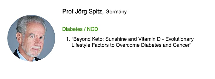 Ketogenic Diet -  Future Prevention & Treatment of NCD image