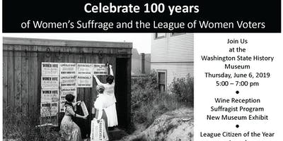 Celebrate 100 Years of Women's Suffrage