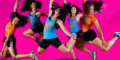 Queen-Sized Zumba Jam Fundraiser