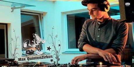 FRAU HEDIS SOMMERPARTY mit DJ MAX QUINTENZIRKUS Tickets