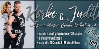 Korke & Judith .exclusive and intensive Bachata Weekend Aachen