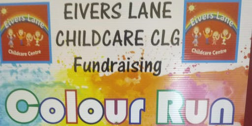 Eivers Lane Childcare Family Fun Colour Run