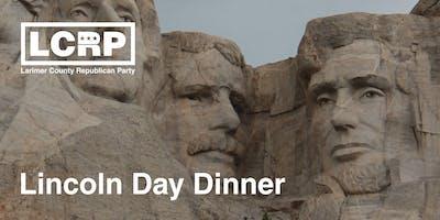 Larimer County Republicans Lincoln Day Gala