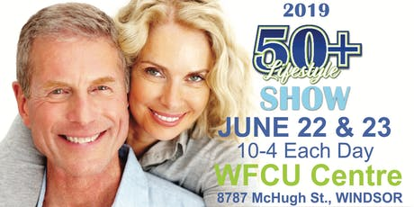 6th Annual Windsor 50+ Show tickets