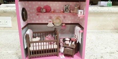 Intermediate Miniatures: Baby Shower Gift tickets