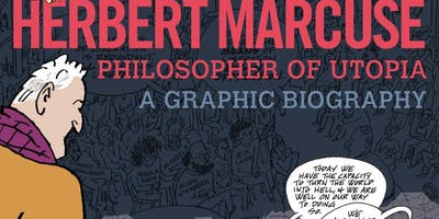 """Nick Thorkelson """"Herbert Marcuse"""" Book Event & Signing"""