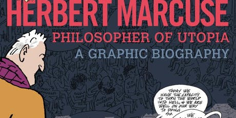 """Nick Thorkelson """"Herbert Marcuse"""" Book Event & Signing tickets"""