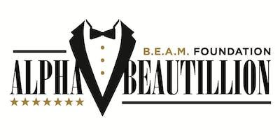 2019 Alpha Beautillion Scholarship Gala