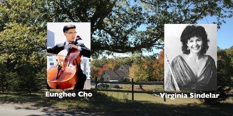 Cello powerhouse - Eunghee Cho tickets