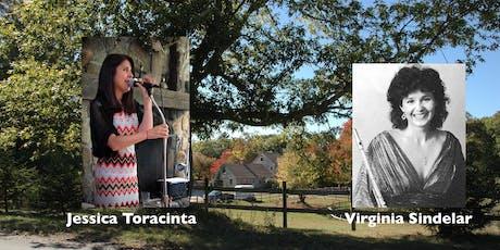 Jess Tora Jazz Trio Holiday concert tickets